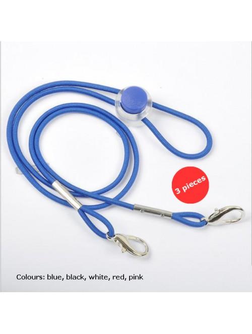 Adjustable mask strap - 3...